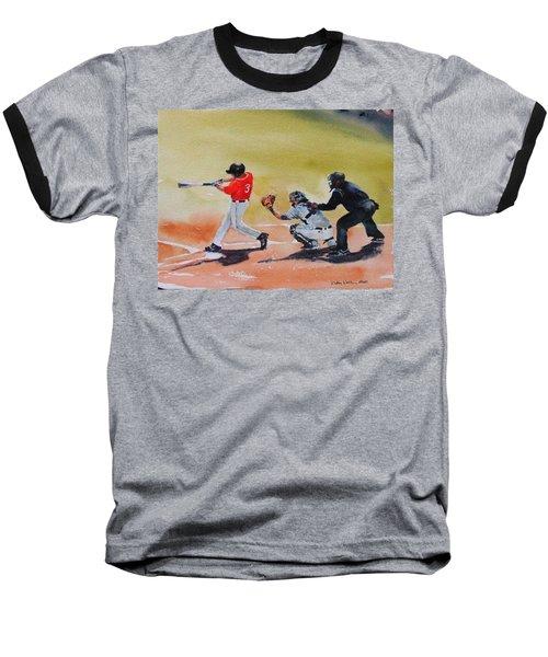 Wcu At The Plate Baseball T-Shirt