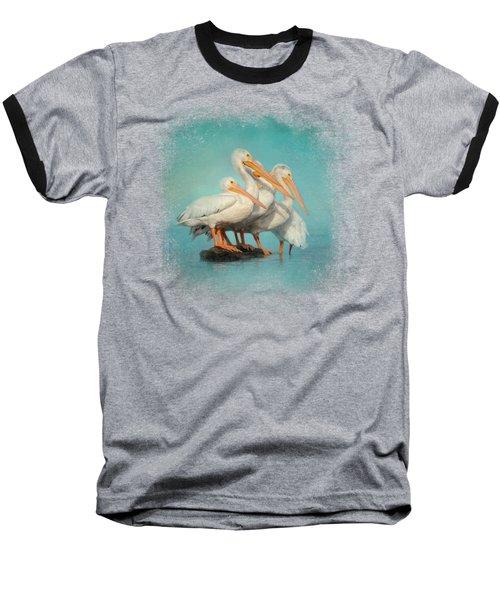 We Are Family Baseball T-Shirt