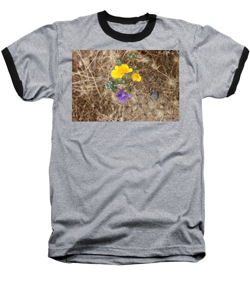 Baseball T-Shirt featuring the photograph We Are Family by Marie Neder
