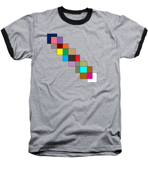 We Are The World Baseball T-Shirt