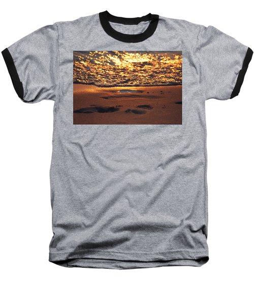 We Each Leave Our Mark, Momentarily Baseball T-Shirt