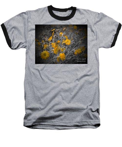 We Fade To Grey Three Baseball T-Shirt