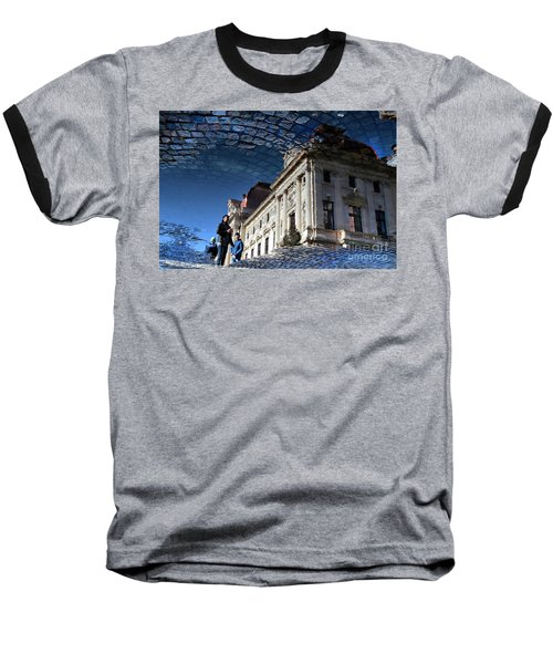 We Have Always Lived In The Castle Baseball T-Shirt