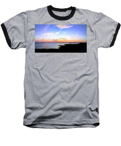 We Have Arrived Baseball T-Shirt