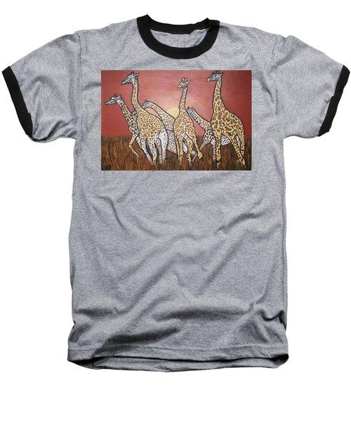 We Jammin Still Baseball T-Shirt