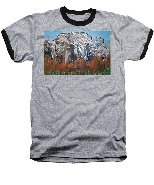 We Ready For De Road Baseball T-Shirt