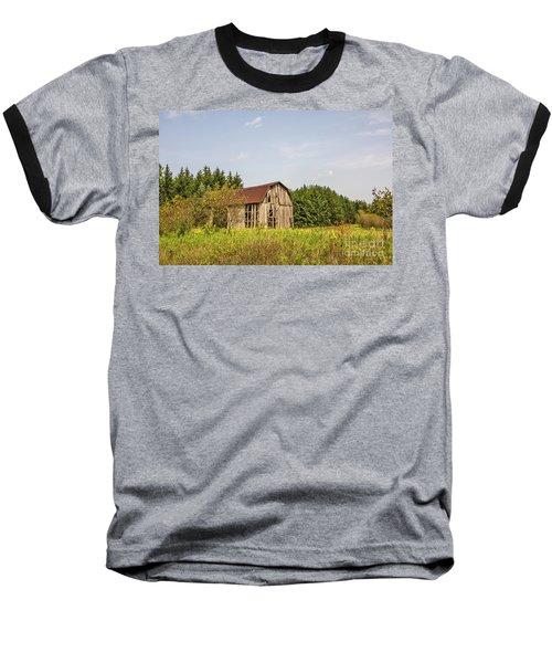 Weathered Barn Basking In The Summer Sun Baseball T-Shirt