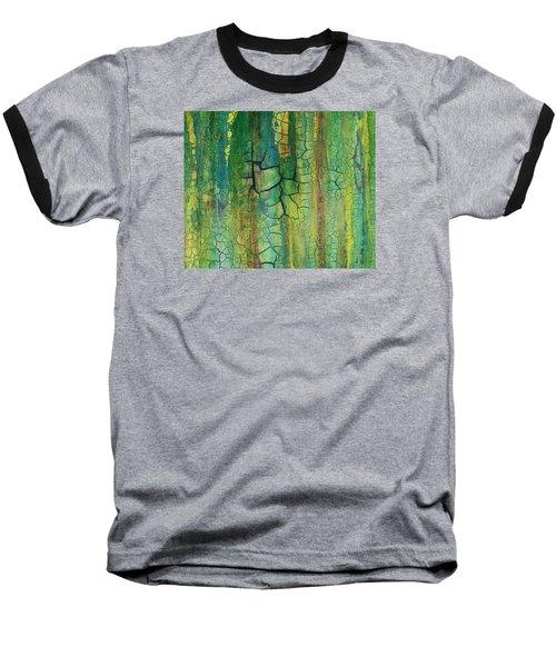 Weathered Moss Baseball T-Shirt