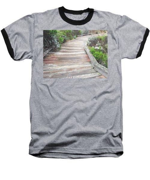 Weathered Path Baseball T-Shirt
