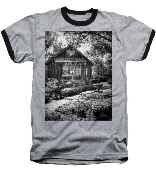 Weathered With Time Baseball T-Shirt