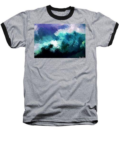 Weathering The Storm Baseball T-Shirt