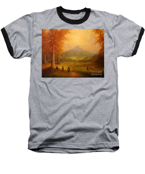 Weathertop Baseball T-Shirt by Joe  Gilronan