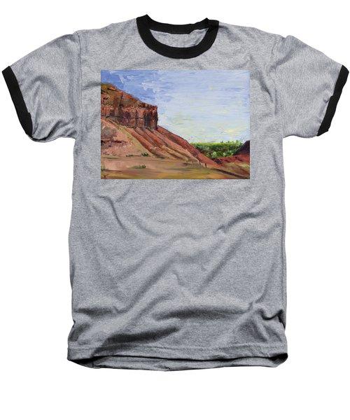 Weber Sandstone Baseball T-Shirt