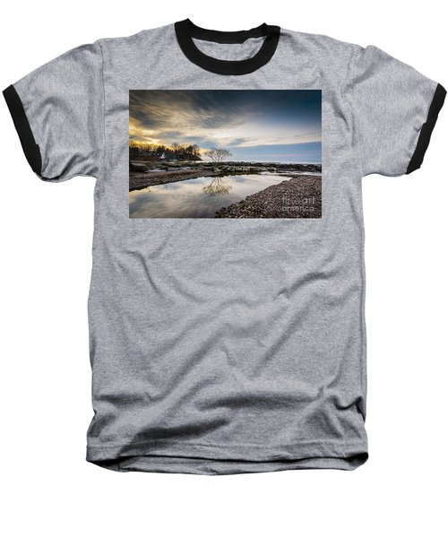 Webster Ny Lake View Baseball T-Shirt