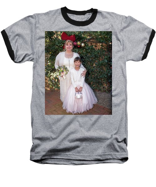 Wedding 1-4 Baseball T-Shirt