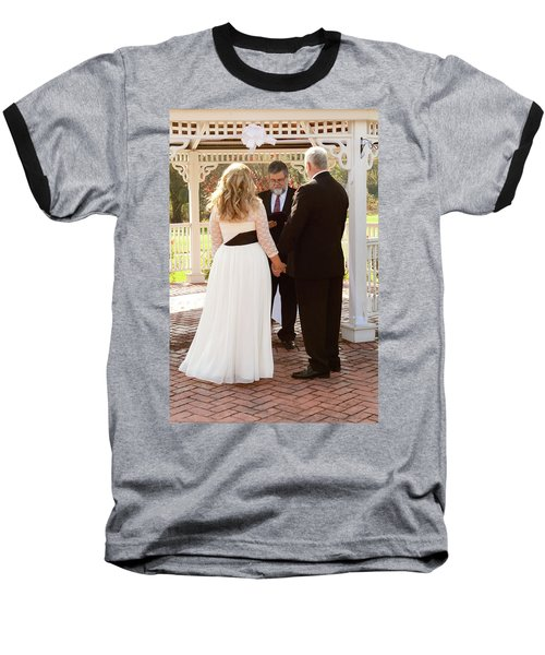 Wedding 2-2 Baseball T-Shirt