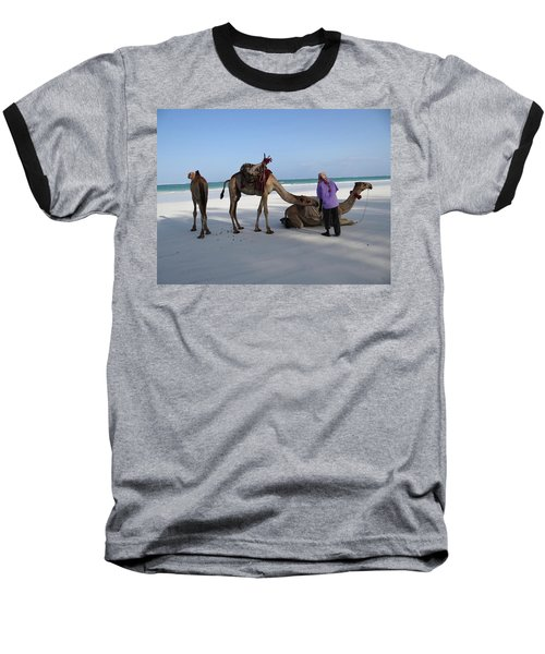 Wedding Camels In The Waiting ... Baseball T-Shirt