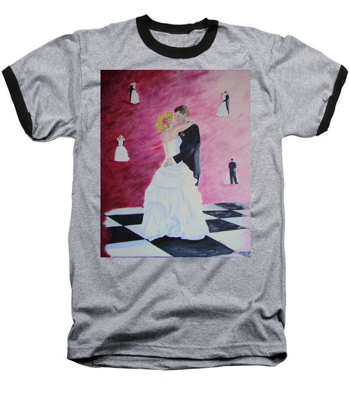 Wedding Dance Baseball T-Shirt