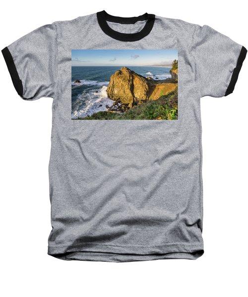 Wedding Rock Evening Light Baseball T-Shirt