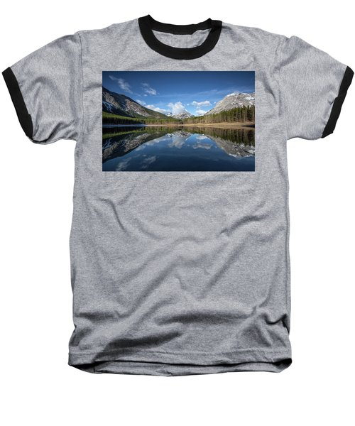 Wedge Pond Reflections Baseball T-Shirt