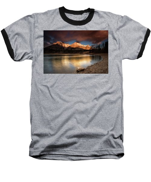 Wedge Pond Sunpeaks Baseball T-Shirt