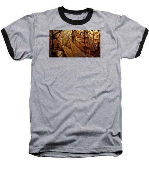 Wee Sails Baseball T-Shirt