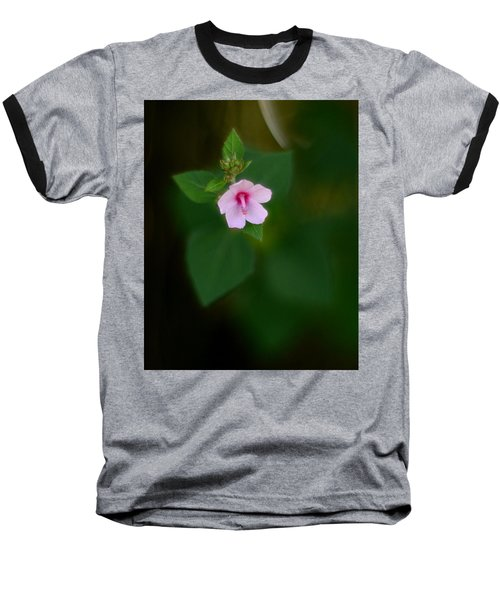 Weed Flower 907 Baseball T-Shirt