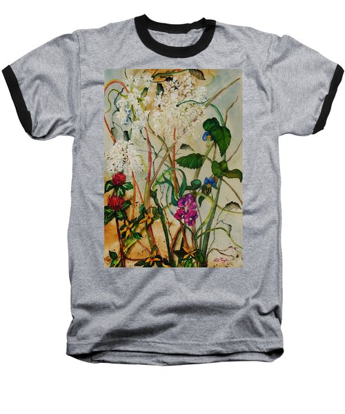 Weeds Baseball T-Shirt