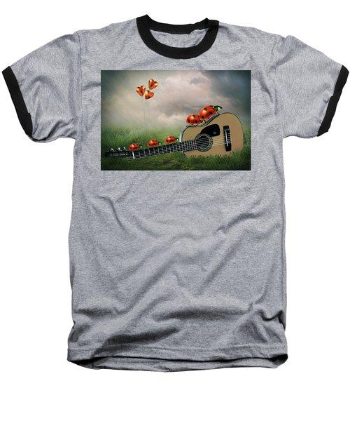 Week-end Bugs Baseball T-Shirt