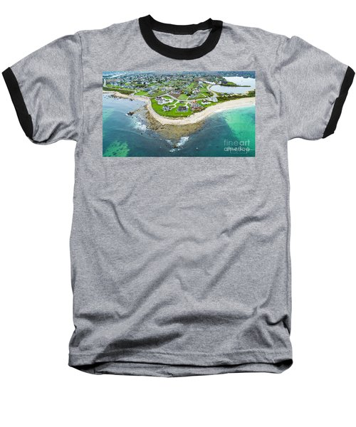 Weekapaug Point Baseball T-Shirt