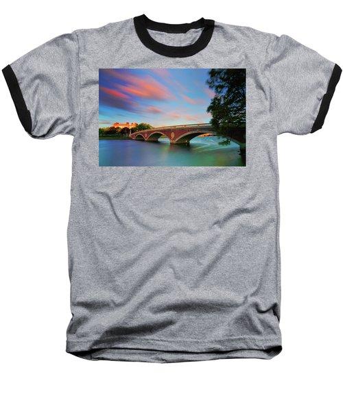 Weeks' Bridge Baseball T-Shirt
