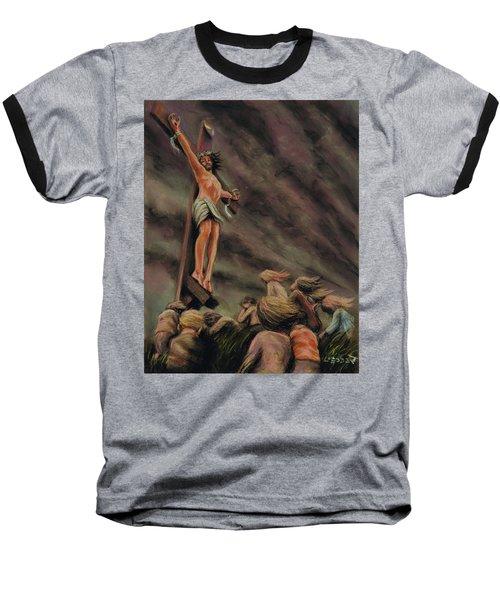 Weeping Children Baseball T-Shirt