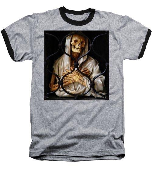 Weeping Death Baseball T-Shirt