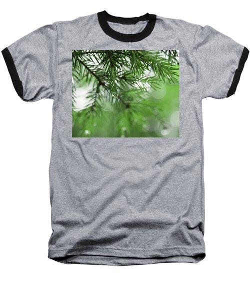 Weeping Pine 2 Baseball T-Shirt