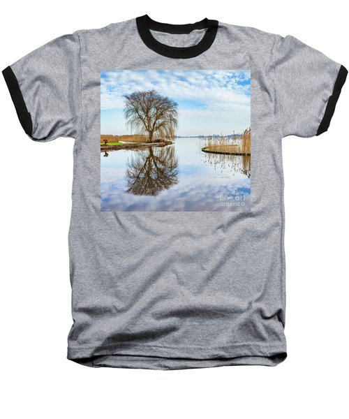 Weeping-willow-1 Baseball T-Shirt