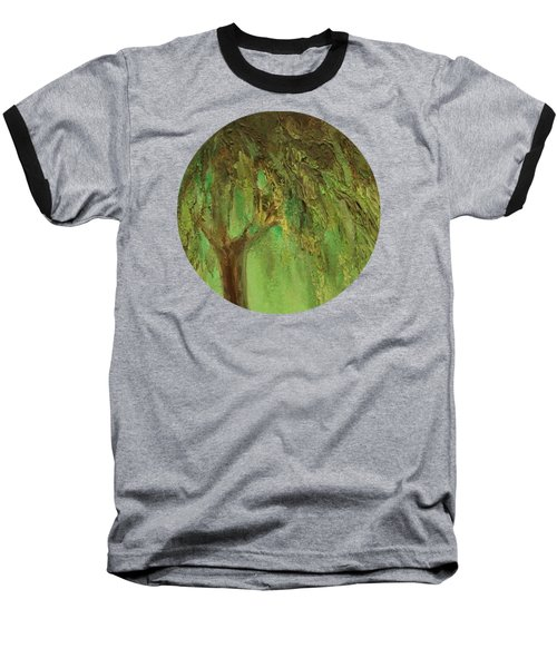 Weeping Willow Baseball T-Shirt