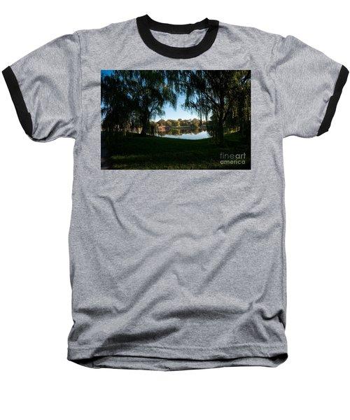 Weeping Willows Baseball T-Shirt