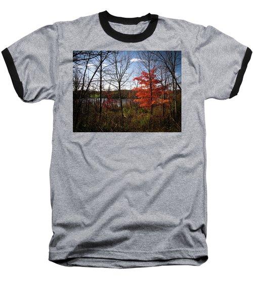 Baseball T-Shirt featuring the photograph Wehr Wonders by Kimberly Mackowski