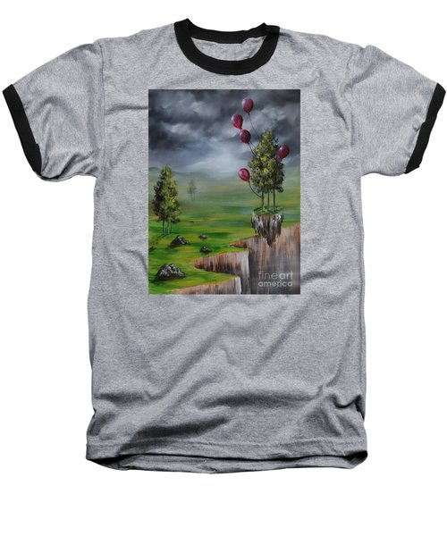 Weightless Baseball T-Shirt