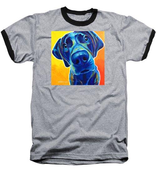 Weimaraner - Bentley Baseball T-Shirt