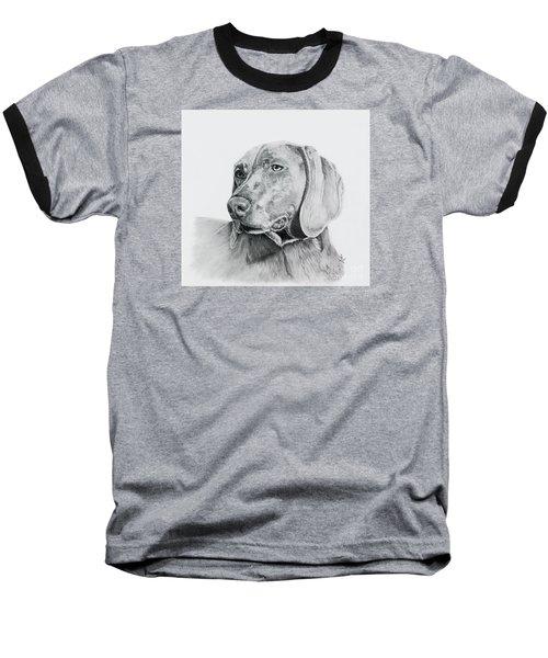 Weimaraner Baseball T-Shirt