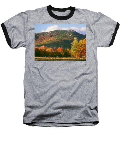 Welch And Dickey Mountains Baseball T-Shirt by Nancy Griswold