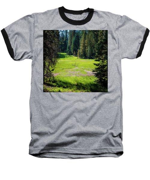 Welcom To Life- Baseball T-Shirt