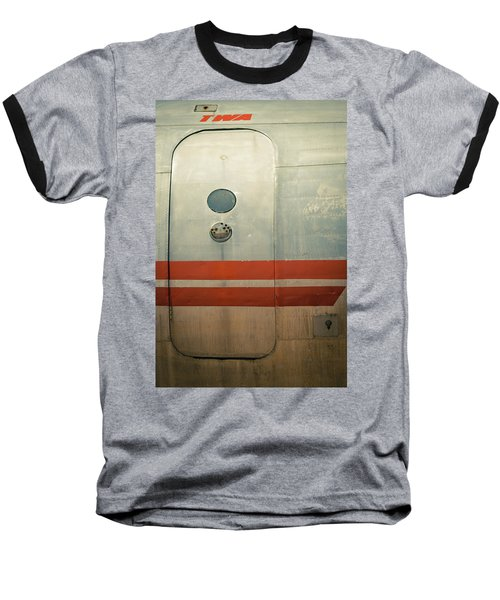 Welcome Aboard Baseball T-Shirt