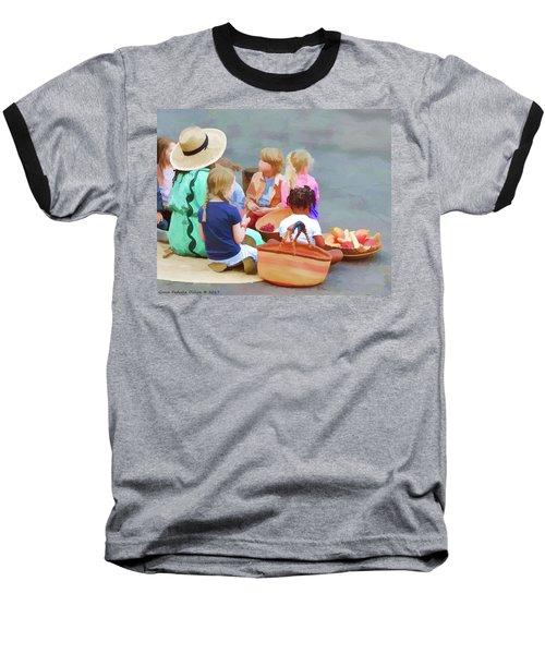 Welcome The Children Baseball T-Shirt