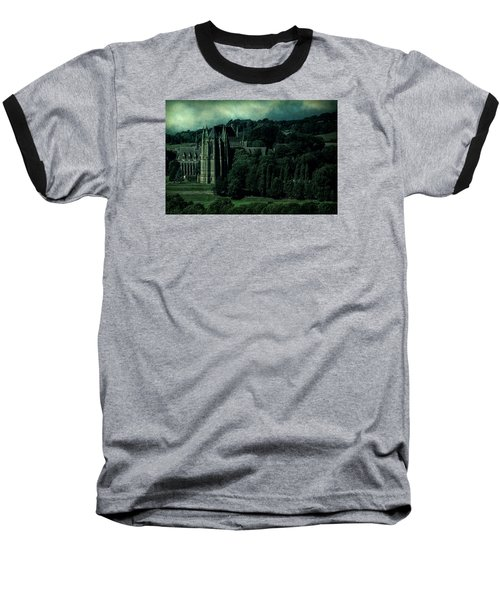 Baseball T-Shirt featuring the photograph Welcome To Wizardry School by Chris Lord