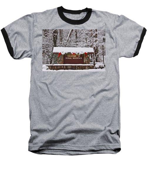 Welcome To Signal Mountain Baseball T-Shirt