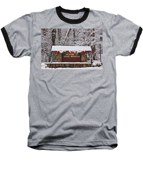 Welcome To Signal Mountain Baseball T-Shirt