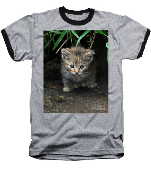 Welcome To The Jungle Baseball T-Shirt
