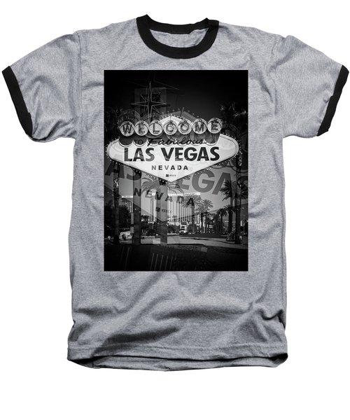 Welcome To Vegas Xiv Baseball T-Shirt